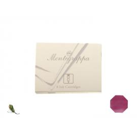 Cartuchos de tinta Montegrappa Burdeos