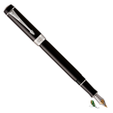 Pluma Estilográfica Parker Duofold Classic Black CT International