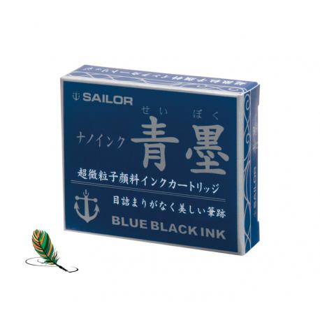 Cartuchos de tinta pigmentada Sailor Sei-Boku