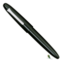 Pluma Estilográfica Sailor King of Pens Black Ebonite Silver