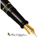 Pluma Estilográfica Aurora Optima Riflessi Oro-negro