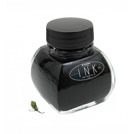 Tinta de base colorante Platinum Negro
