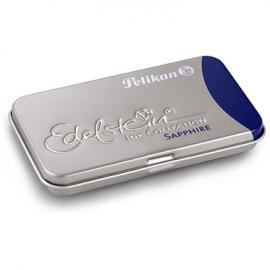 Cartuchos Pelikan Edelstein 6GTP Sapphire