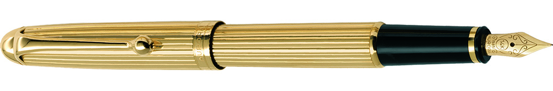 Estilográfica Aurora 88 Oro 813