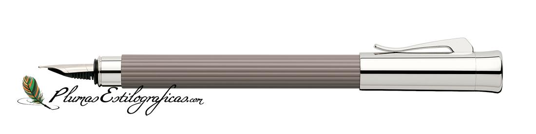 Estilográfica Graf von Faber-Castell Tamitio Gris 141530