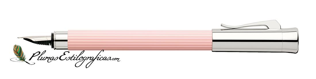 Estilográfica Graf von Faber-Castell Tamitio Rosa 141560