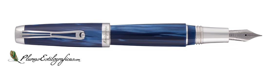 Estilográfica Montegrappa Passione Blue