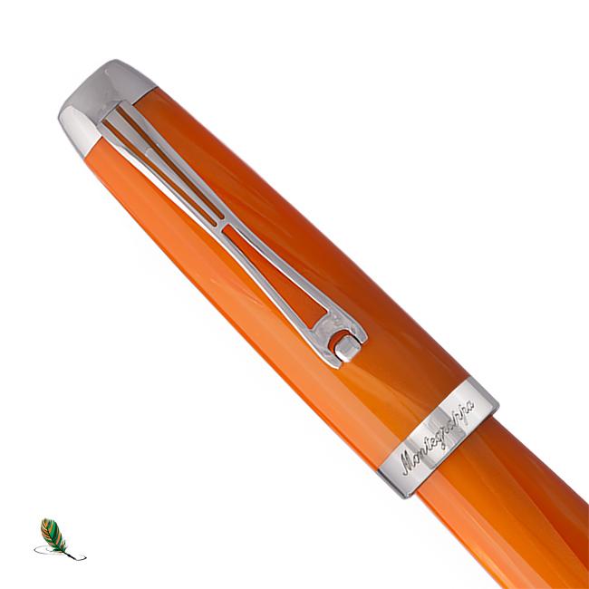 Capuchón Estilográfica Montegrappa Passione Orange