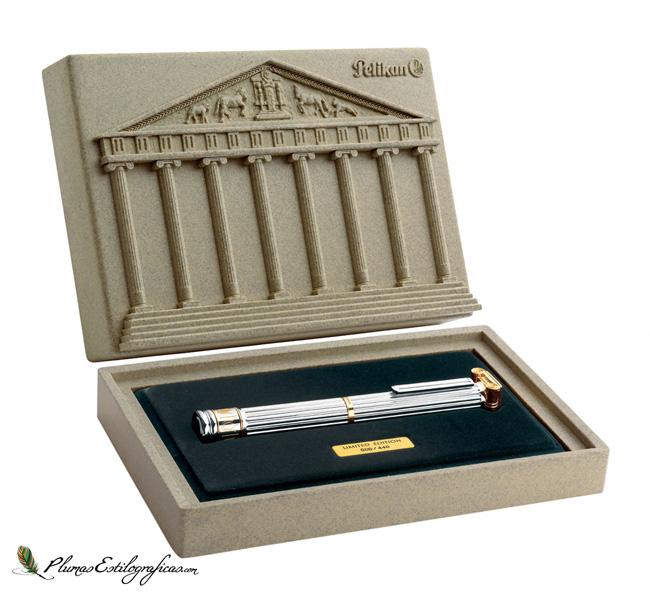 Estuche Pelikan Templo de Artemisa