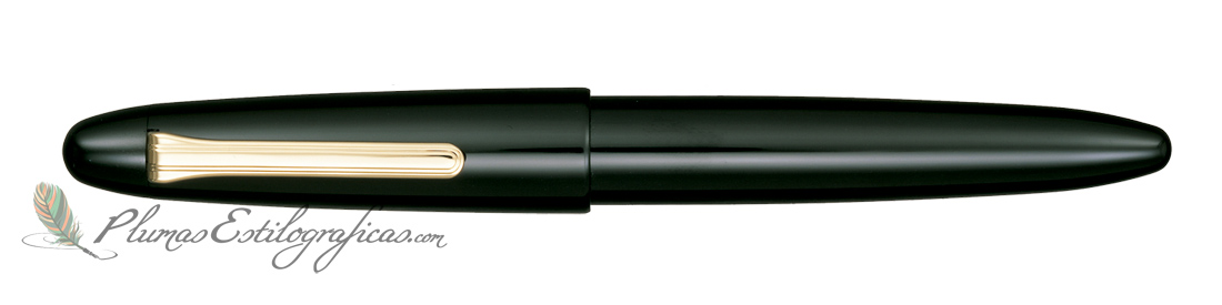 Estilográfica Sailor King of Pens Black Ebonite 11-7002-420