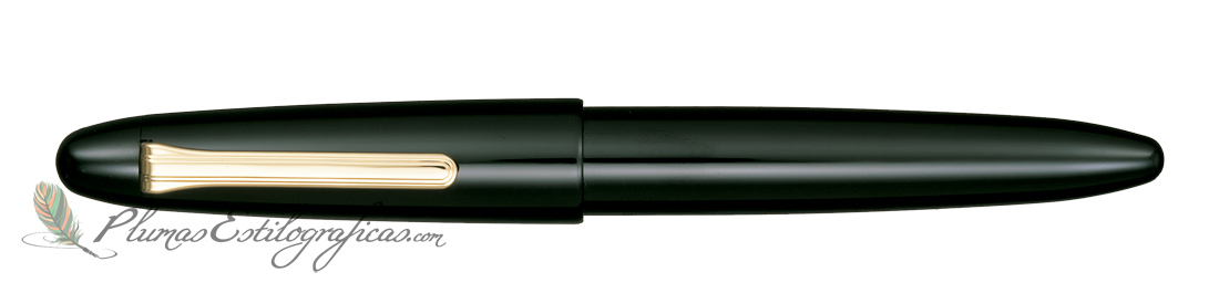 Estilográfica Sailor King of Pens Urushi Black 10-9175-420