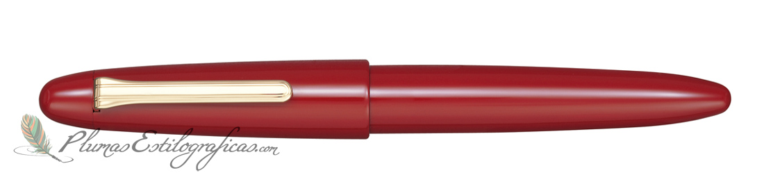 Estilográfica Sailor King of Pens Urushi Crimson Red 10-9175-430