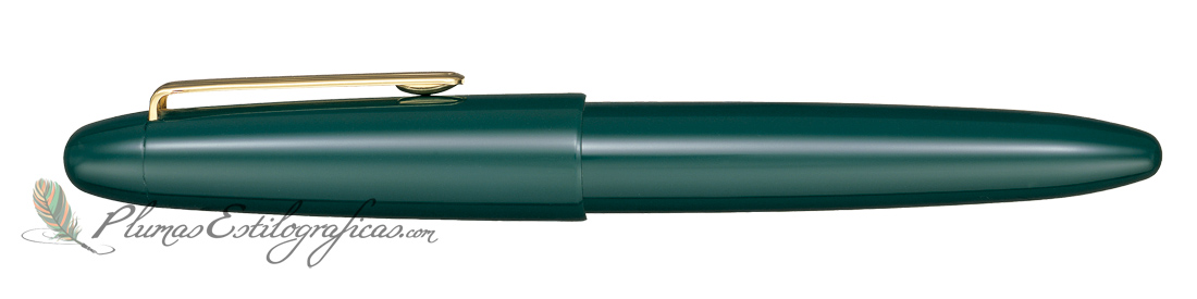 Estilográfica Sailor King of Pens Urushi Green 10-9175-460