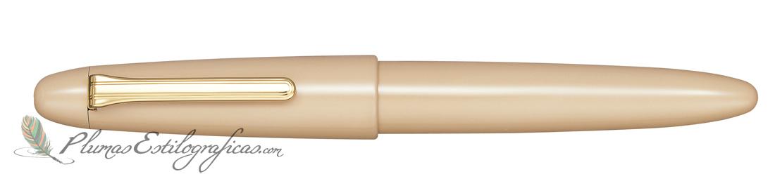 Estilográfica Sailor King of Pens Urushi Ivory 10-9175-410