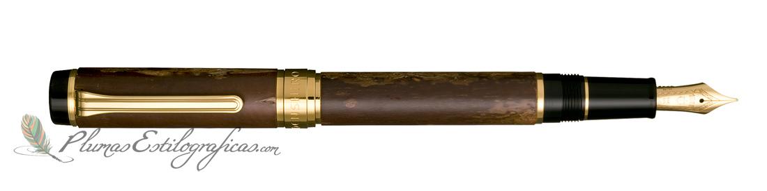 Estilográfica Sailor Precious Wood Kabazaiku 10-3013-480