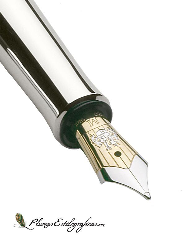 Plumín 18 K Graf von Faber-Castell Classic