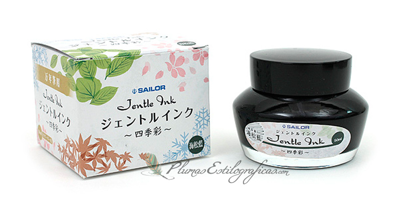 Tintero Sailor Jentle Four Seasons Miruai 13-1005-204