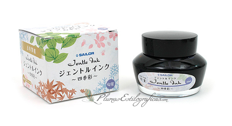 Tintero Sailor Jentle Four Seasons Nioi-Sumire 13-1005-203