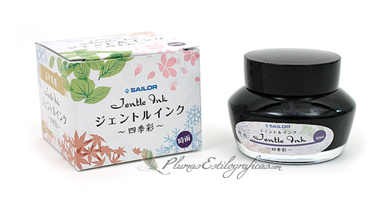 Tintero Sailor Jentle Four Seasons Shigure 13-1005-201