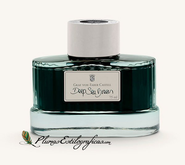Tinta Graf von Faber-Castell Deep Sea Green 141008