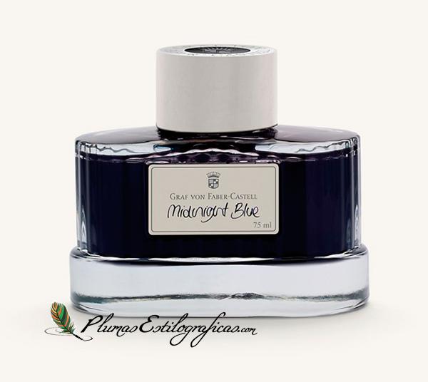 Tinta Graf von Faber-Castell Midnight Blue 141007