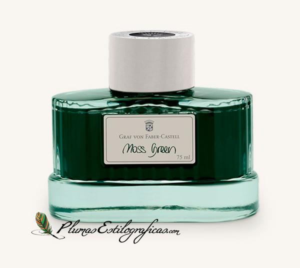 Tinta Graf von Faber-Castell Moss Green 141004