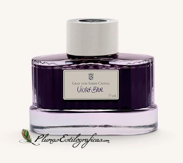 Tinta Graf von Faber-Castell Violet Blue 141006