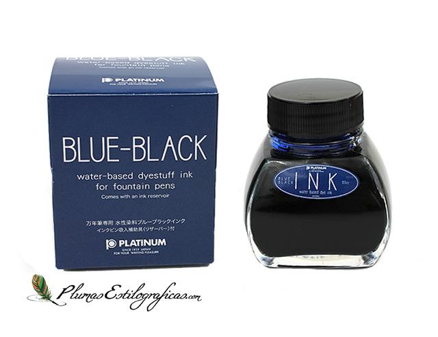 Tinta colorante Platinum Blue-black