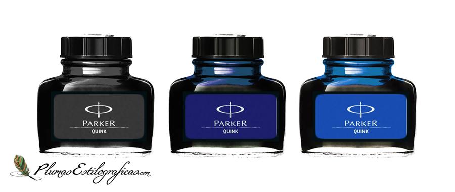 Tinteros Parker Quink Ink