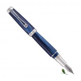 Pluma Estilográfica Montegrappa Passione Blue