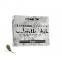 Cartuchos de tinta Sailor Jentle Negro